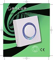 Проводной терморегулятор Salus RT200  суточный