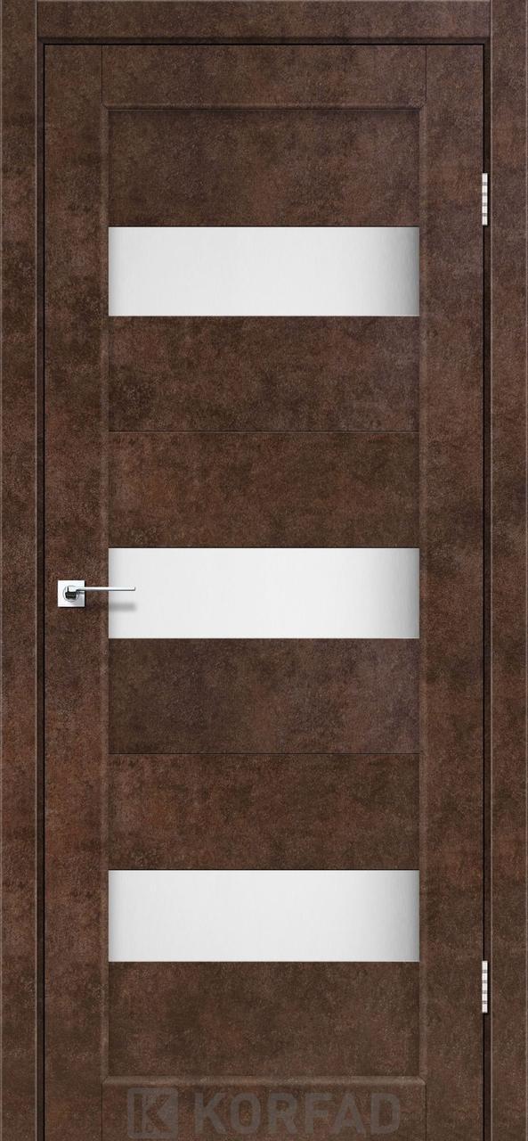 Двери Korfad PR-11 Арт бетон