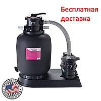 Песочная фильтрационная установка Hayward PowerLine 81071 (8 м3/ч, D511)