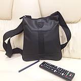 Стильная городская сумка планшет 27 23 8 см, фото 5