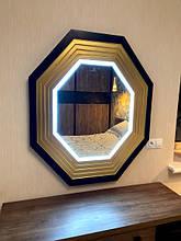 Зеркало в резной раме Golden
