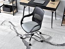 Кресло DO PRACY PRZY KOMPUTERZE RINO CZARNY , фото 3