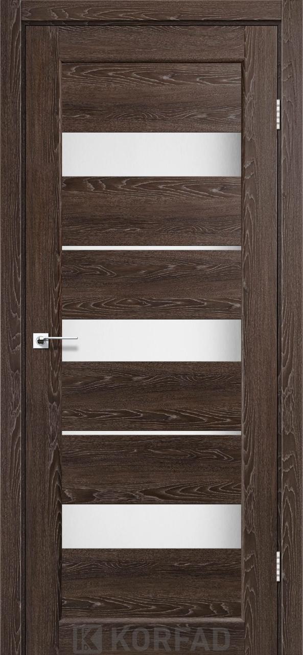 Двери Korfad PR-12 Дуб марсала