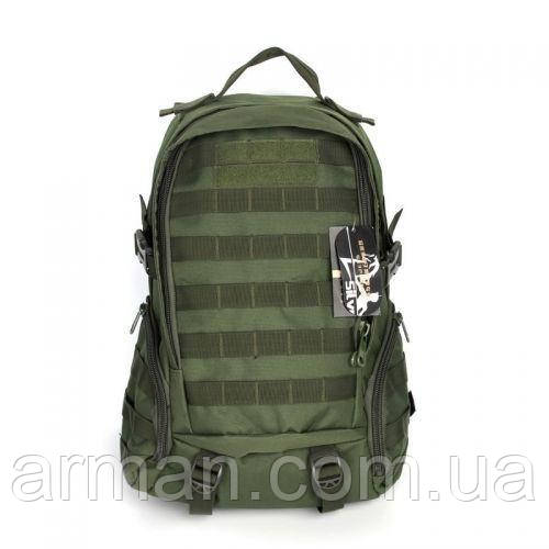 SILVER KNIGHT Рюкзак тактический - мод 9332
