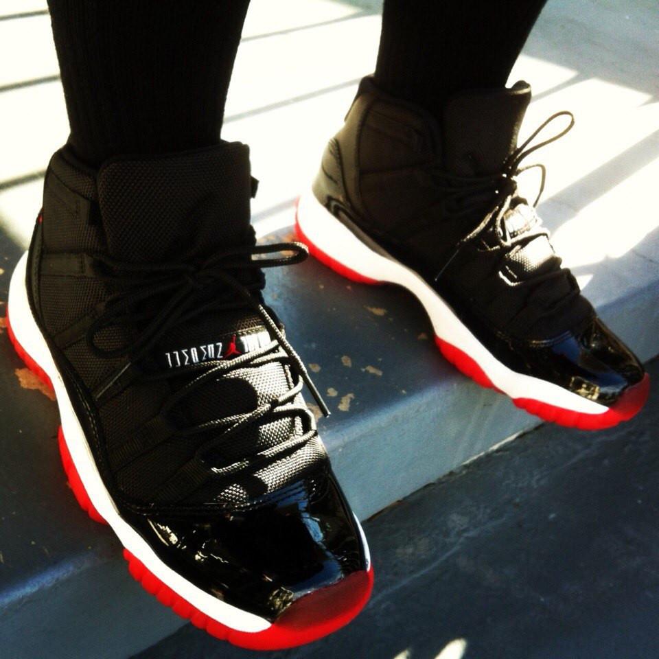 Кроссовки мужские Nike Air Jordan 11 / AJM-122