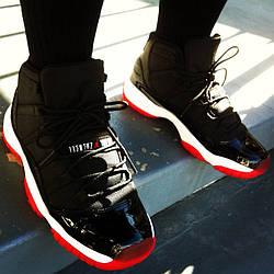 Кроссовки женские Nike Air Jordan 11 / AJW-079