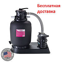 Песочная фильтрационная установка Hayward PowerLine 81073 (14 м3/ч, D511)