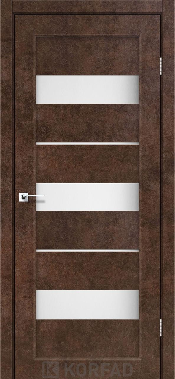 Двери Korfad PR-12 Арт бетон