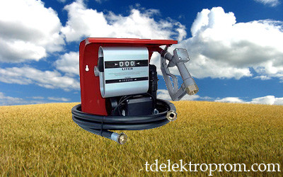 Насосы и колонки для заправки и перекачки дизельного топлива