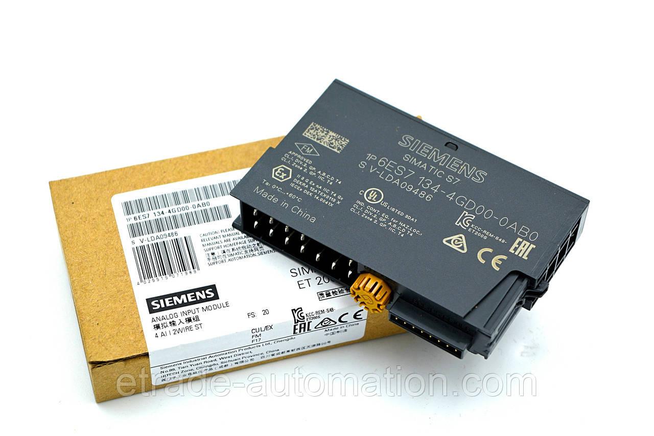Модуль Siemens SIMATIC-S5 6ES7134-4GD00-0AB0