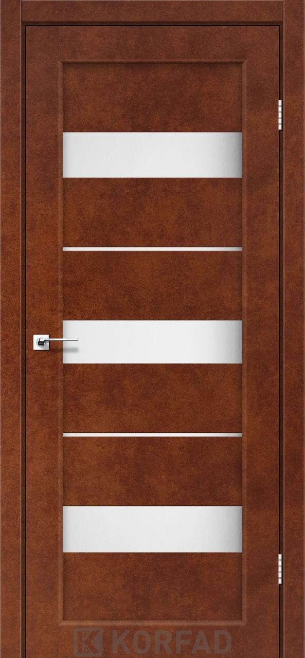 Двери Korfad PR-12 Сталь кортен