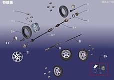 Привод колес