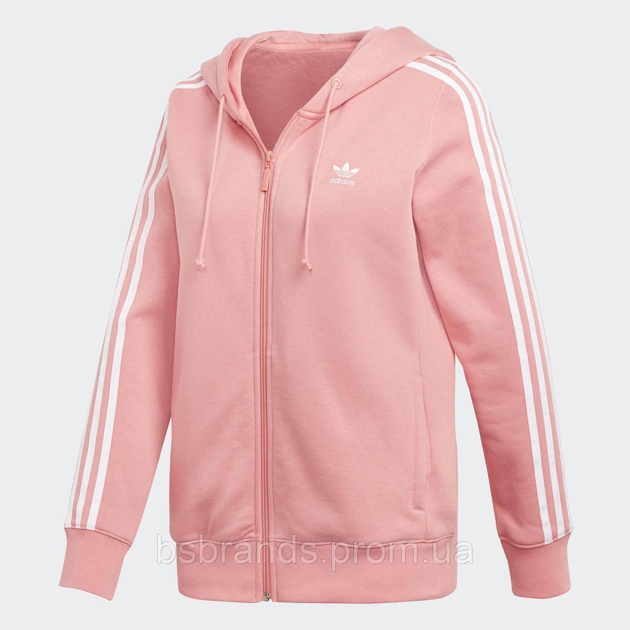Жіноче худі adidas 3-Stripes Zip DN8150