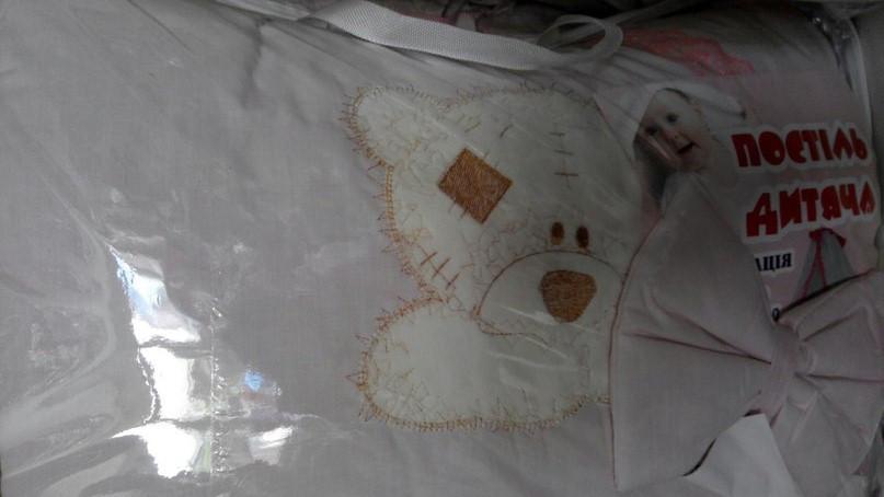 Детское постельное белье Quatro
