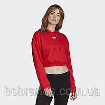 Жіноче вкорочене худі adidas FS6505 (2020/1), фото 2