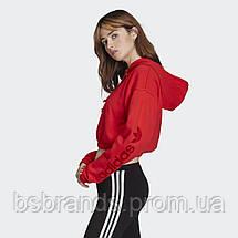 Жіноче вкорочене худі adidas FS6505 (2020/1), фото 3