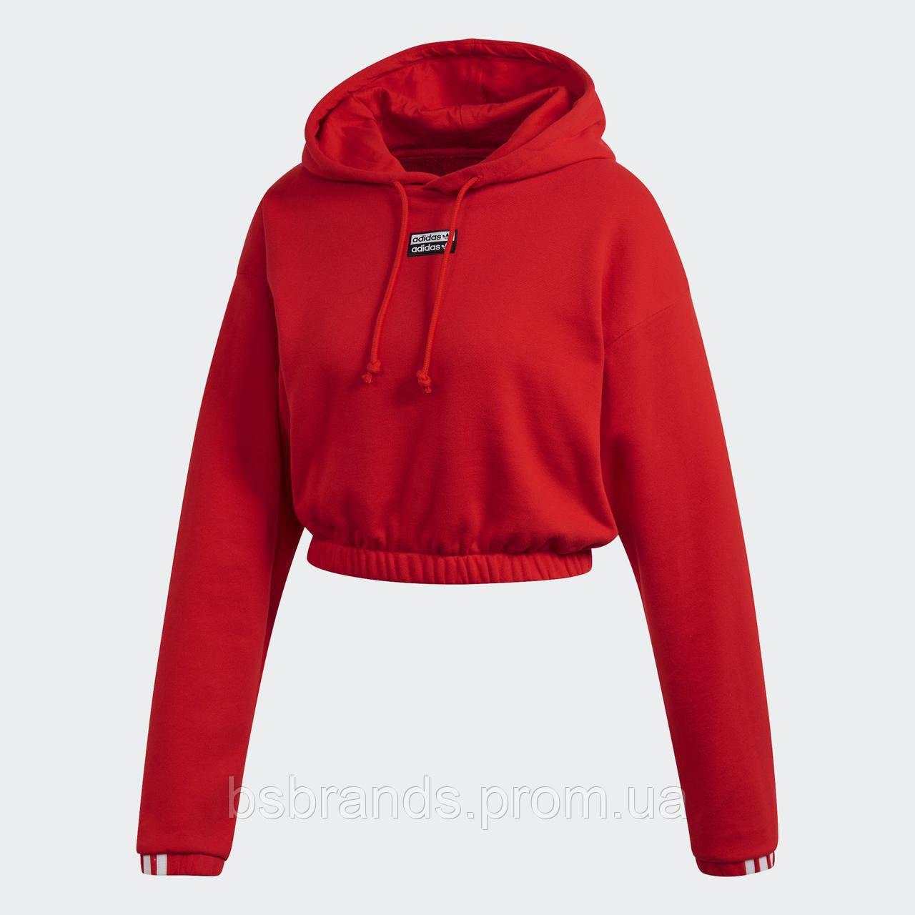 Жіноче вкорочене худі adidas FS6505 (2020/1)