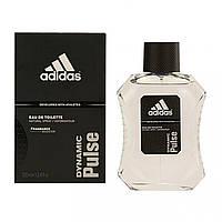 Мужская оригинальная туалетная вода Adidas Dynamic Pulse Adidas (мужественный, чувственный, динамичный аромат)