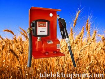 Насосы и колонки для перекачки и раздачи бензина