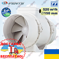 Вентилятор ВЕНТС ТТ 150 для круглых каналов (VENTS TT 150)