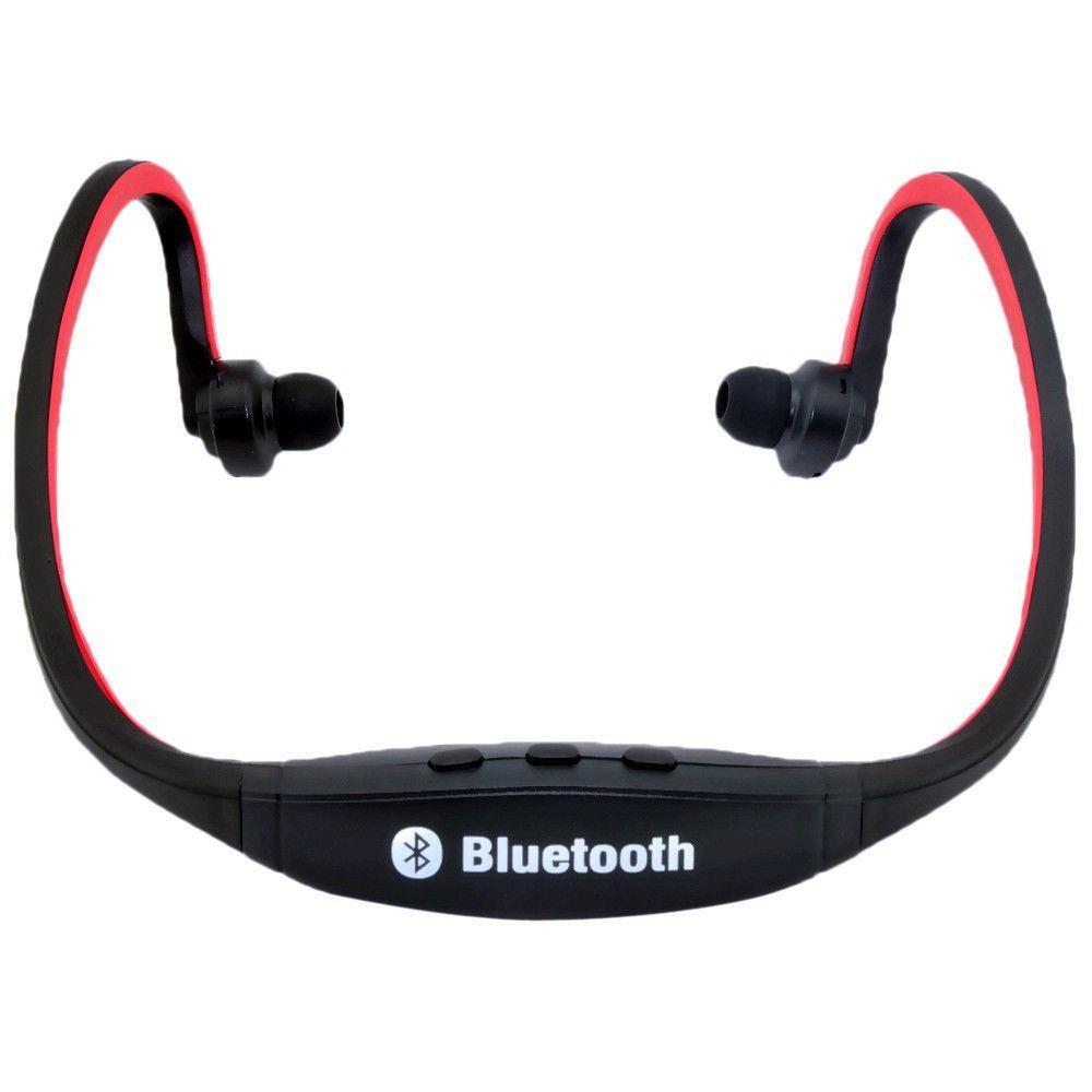 Наушники вакуумные Bluetooth Sport S9