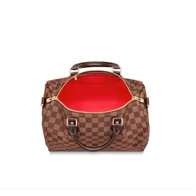 Жіноча сумочка louis Vuitton Speedy Bandouliere 30