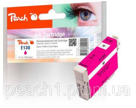 Картридж струйный, розовый (Пурпурный/Magenta) Epson T1303 с оригинальным чипом.