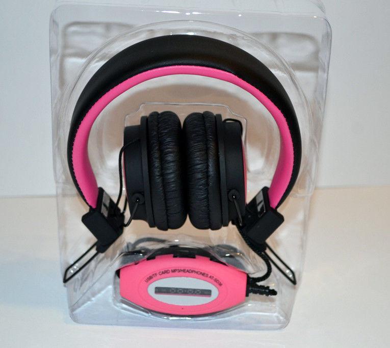 Навушники Bluetooth AT-SD36