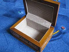 Шкатулка в резьбе, фото 3