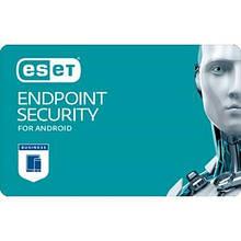 Антивирус ESET Endpoint Security для Android на 5 устройств