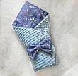 """Детский демисезонный конверт на выписку """"Минки"""", конверт-одеяло, нарядный конверт на выписку (ВЕСНА/ ОСЕНЬ), фото 6"""