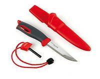 Нож с огнивом LIGHT MY FIRE FireKnife Red 12113010, фото 1