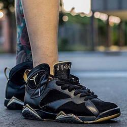 Кросівки жіночі Nike Air Jordan 7 / AJW-201 (Репліка)