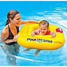 Надувний круг-плотик для купання дітей Intex 56587 Жовтий, фото 2
