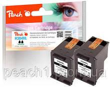 Набор картриджей (2x), черные (Black ), HP N9K08AE, No 304XL TwinPack