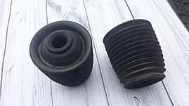 Пыльник переднего амортизатора передней стойки  vw sharan seat alhambra 7M0413175A оригинал бу