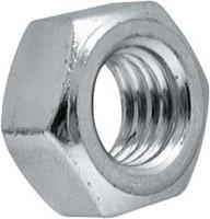 Гайка шестигранная М 6 DIN 934 оцинкованная (кг)