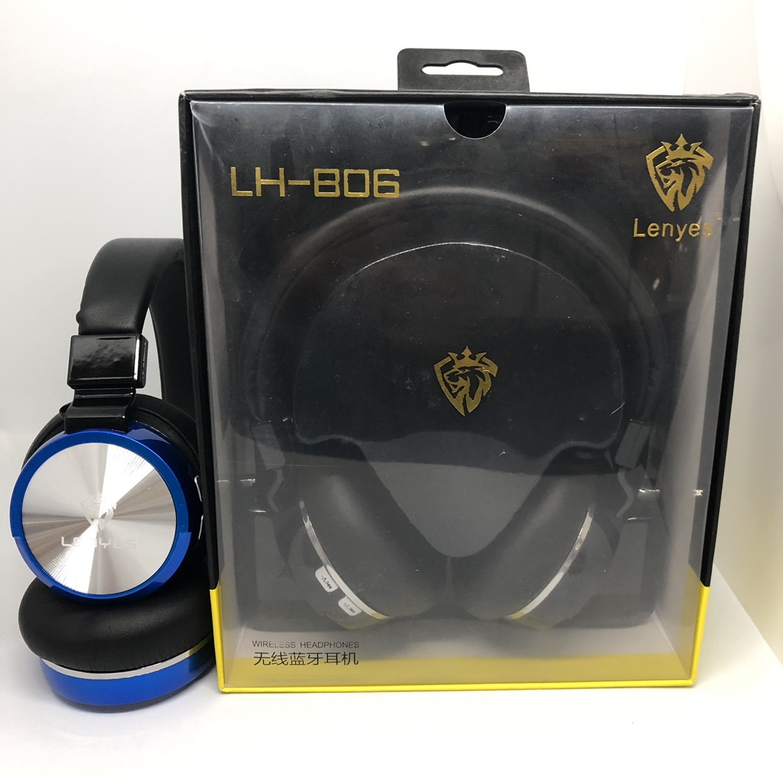 Навушники Bluetooth LENYES LH806