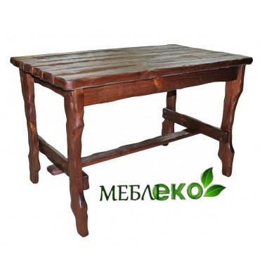 Столы деревянные для кафе, Стол Крестьянка