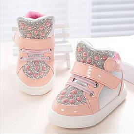 Підліткові і дитячі кросівки, для дівчат