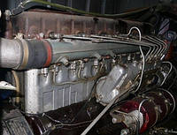 Прокладка головки блока двигателя 1Д6