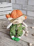 """Лялька """"Дівчинка-ангел"""" із сердечком з побажаннями, текстильна, 22см., 180/150 (ціна за 1 шт.+30гр.), фото 6"""