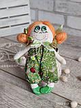"""Лялька """"Дівчинка-ангел"""" із сердечком з побажаннями, текстильна, 22см., 180/150 (ціна за 1 шт.+30гр.), фото 7"""