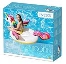 Надувной детский бассейн Intex 57441 Единорог 272х193х104см, с фонтаном, фото 3