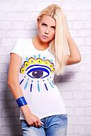 Глаз Кензо1 Футболка-2В glam