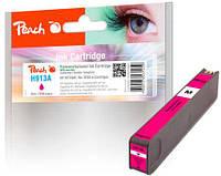 Картридж струйный, розовый (Пурпурный/Magenta) HP F6T78AE, No 913A с новым чипом