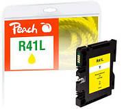 Картридж струйный, желтый (Yellow), Ricoh GC41YL, 405768, ink level chip