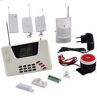Сигнализация для дома GSM с датчиком движения JYX G1000 White