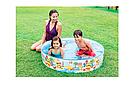Каркасный детский бассейн Intex 58477 Утиный риф 122 х 25 см, фото 2