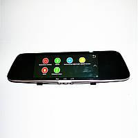 Видеорегистратор-зеркало DVR L1002С Full HD с камерой заднего вида